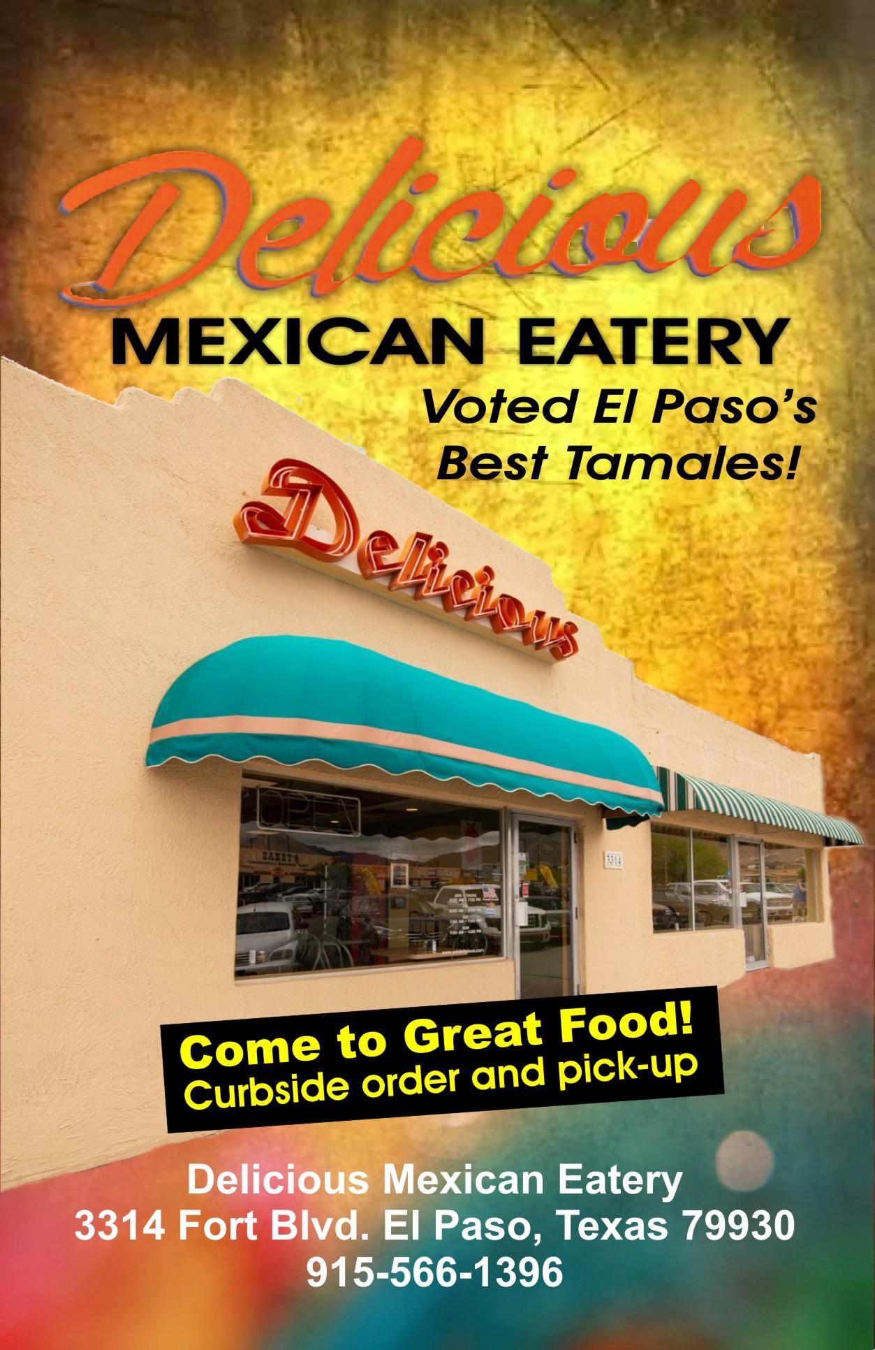 Delicious Mexican Eatery El Paso Texas